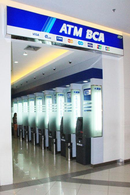 Galeri Atm Bca Mall Bekasi