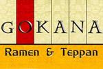 Logo Gokana Ramen & Teppan