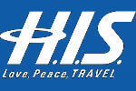 Logo tenant H.I.S. Travel