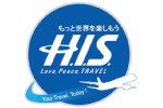 Logo tenant HIS Tours & Travel