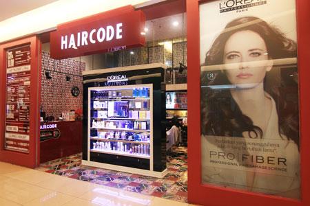 Thumb Haircode Salon