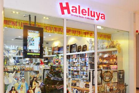 Thumb tenant Haleluya Bookstore
