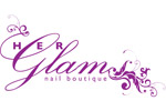 Logo tenant Her Glam Nail Boutique