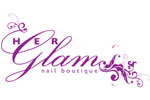 Logo Her Glam Nail Boutique