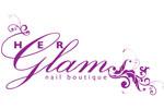 Logo tenant Her Glam Nail Salon