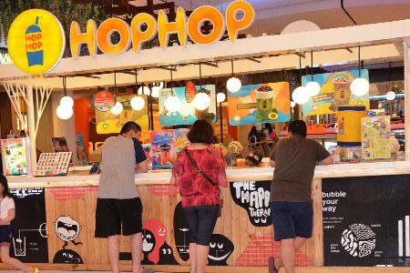 Thumb tenant Hop Hop Bubble Drink