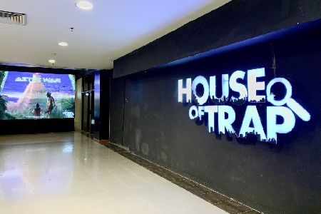 Thumb tenant House of Trap