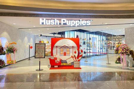 Thumb tenant Hush Puppies