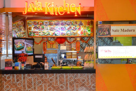Thumb tenant Java Kitchen