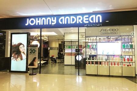 Thumb tenant Johnny Andrean Salon