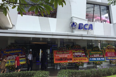 Kantor Cabang Bca Mall Serpong