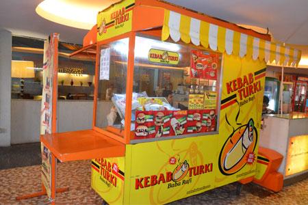 Thumb tenant Kebab Turki Baba Rafi