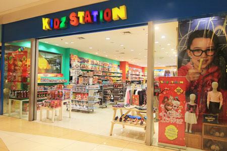 Thumb Kidz Station