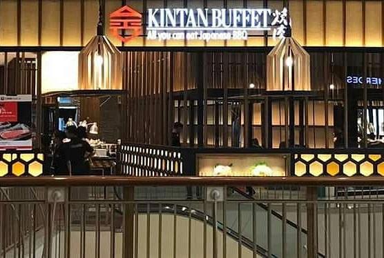 Thumb tenant Kintan Buffet