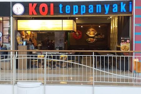 Thumb tenant Koi Teppanyaki
