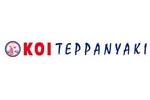 Logo tenant Koi Teppanyaki
