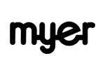 Logo tenant Myer Jewellery