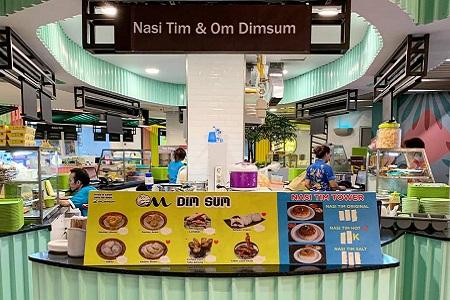 Thumb tenant Nasi Tim & Om Dimsum