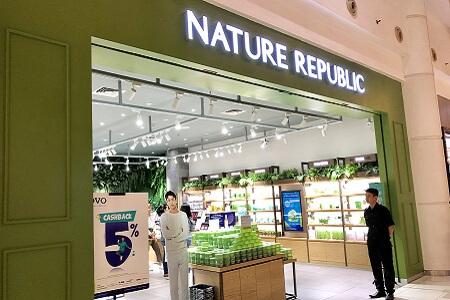 Thumb tenant Nature Republic