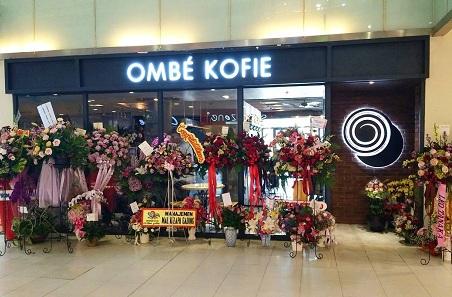 Thumb tenant Ombe Kofie