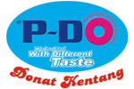Logo P-DO Donut