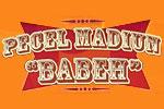 Logo Pecel Madiun Babeh