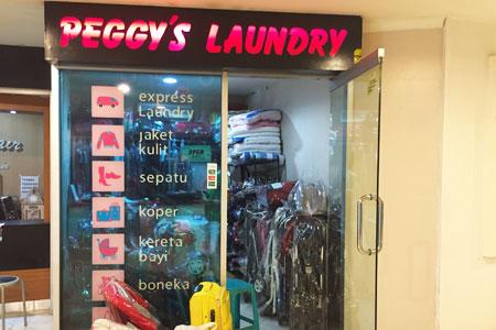 Thumb tenant Peggy's Laundry