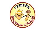 Logo Pempek Bangsawan & Rakyat