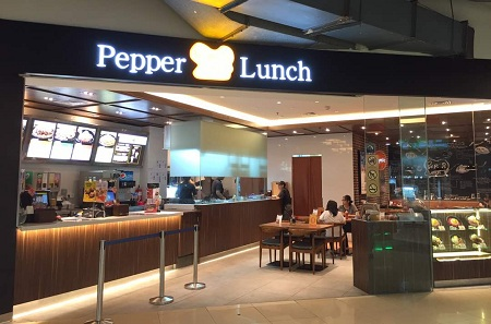 Thumb tenant Pepper Lunch