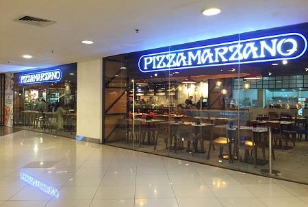 Thumb tenant Pizza Marzano