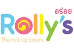 Logo Rolly's Ice Cream