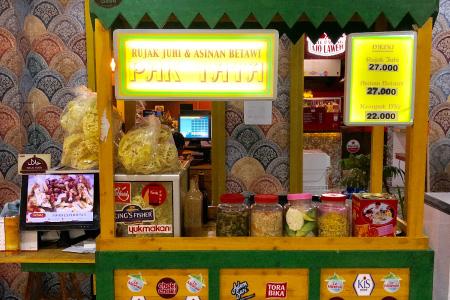 Thumb Rujak Juhi & Asinan Betawi Pak Tata