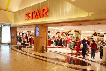 Thumb tenant STAR Department Store