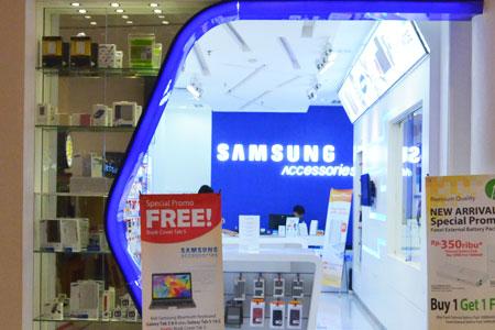Thumb tenant Samsung Accessories