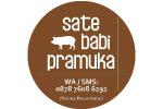 Logo Sate Babi Pramuka