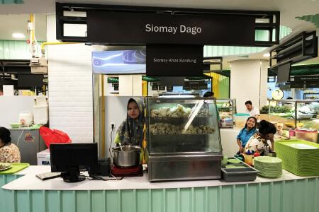 Thumb tenant Siomay Dago Bandung