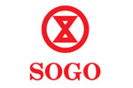 Logo tenant Sogo Department Store