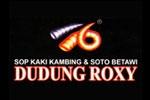 Logo Sop Kaki Kambing Dudung Roxy