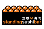 Logo tenant Standing Sushi Bar