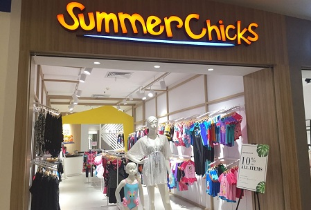 Thumb tenant Summer Chicks