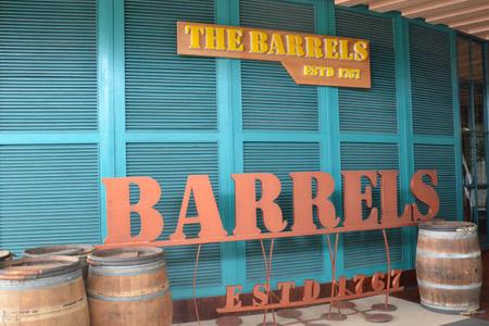 Thumb tenant The Barrel's