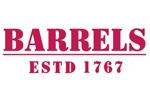 Logo tenant The Barrel's