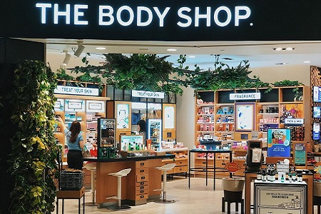 Thumb tenant The Body Shop