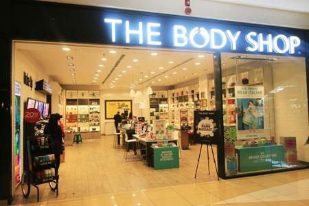 Thumb The Body Shop