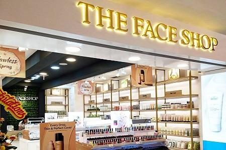 Thumb tenant The Face Shop