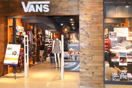 vans shoe store hillsdale mall