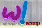Logo tenant W! Accessories by Scoop