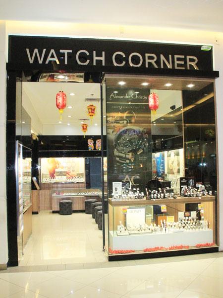 Thumb Watch Corner