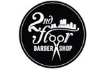 Logo tenant 2nd Floor Barbershop